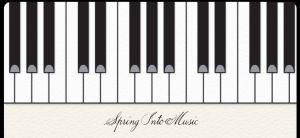 Spring into Music Piano